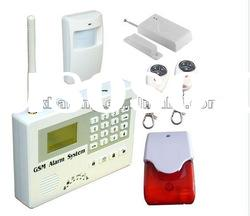Wireless GSM Home Alarm System with 99 zone