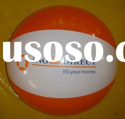 advertising inflatable pvc ball/beach ball