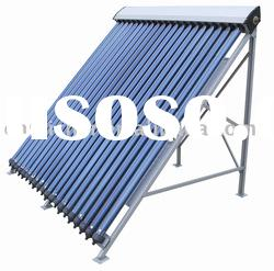 balcony pressurized solar thermal collector