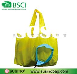 ball shape polyester shopping bag