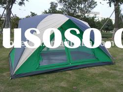 camping tent/outdoor family tent/double