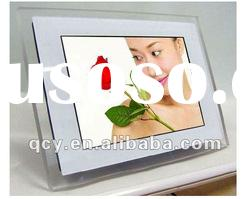 clear acrylic picture frame stand