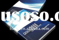 colourful A4 products catalog printing