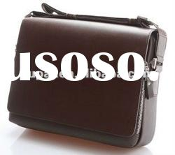 fashion cheap PU leather messenger bags for sales