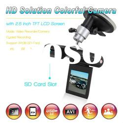 hd 720p motion detection car camera dvr
