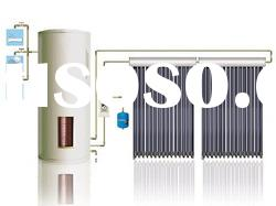 heat pipe seperated solar water heater system (HOT SELL)