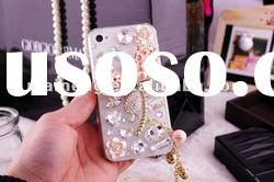 hot sale bling rhinestone crytstal cell phone case covers