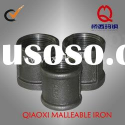 malleable black iron pipe fittings sockets