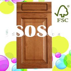 natural solid wood lacquer cabinet doors