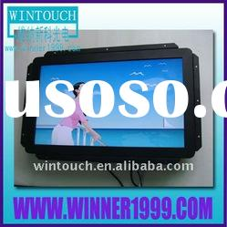 open frame lcd touch monitor industrial use POG WMS gaming machine