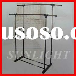 outdoor Folding Metal drying clothes rack