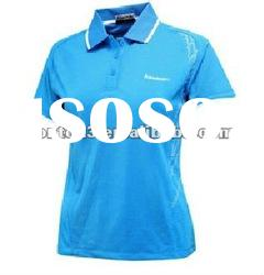 polyester polo shirts for female