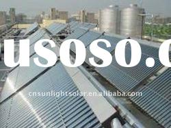 solar project collector,solar collector,tubular solar water heating system
