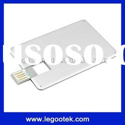sourcing price/oem logo/promotional credit card usb/1GB/2GB/16GB/free samples/CE,ROHS,FCC