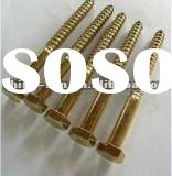 stainless steel carbon steel Wood Screw DIN571
