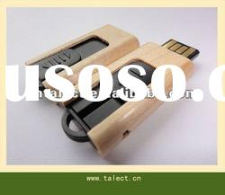 the pop bamboo USB flash Driver promotional gifts