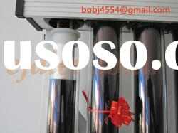 u type high pressure heat pipe solar thermal collector
