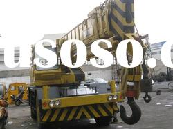 used KATO Rough Terrain crane 25Tons With high quality and in BEST price