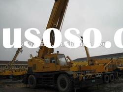 used KATO Rough Terrain crane 50Tons With high quality and in BEST price
