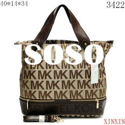 wholesale and retail 2012 Fashion michael kors handbags designer mk bags accept paypal free shipping