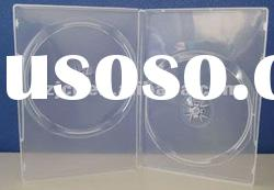 14mm standard size DVD Case Double Super Clear