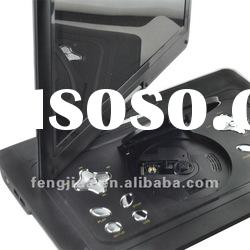 198 portable multimedia player with TV/radio/card reader