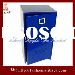 2011 best selling modern fashin blue single door locker