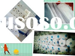 2012 Best seller cotton fusible woven interlining 100*100D