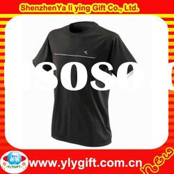 2012 Customized Short Sleeve Round Neck Dryfit T shirts,Cheaper