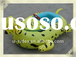 2012 Kiddy Inflatable Bumper Boat 001