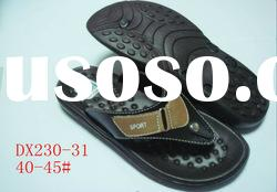 2012 durable popular African PVC slippers
