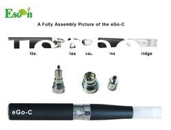 2012 newest e-cig ego-c with changeable atomizer