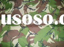 300D Oxford PU waterproof camouflage printed fabric