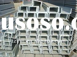 304 series hot rolled stainless steel channle bar