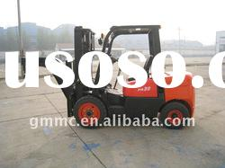 3T diesel engine forklift truck with Lift boom