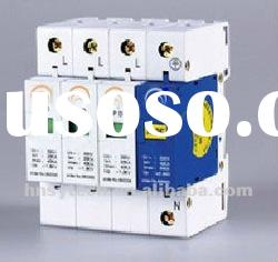 3 Level Power-supply Module (4P,3P+NPE)surge protector for ac power