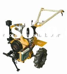 4-stroke single-cylinder with air-cooled 7hp portable gasoline rotary tiller