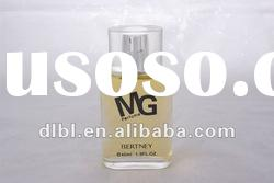 50ml Square Glass perfume bottle With Cap