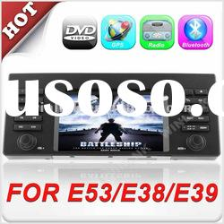 7 Inch 2 din Car DVD for Bmw E39 X5 E53 with GPS Navigation