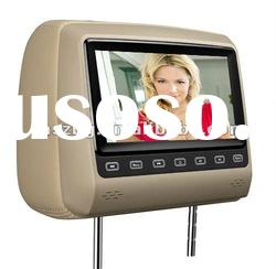 8 inch automobile headrest dvd player QY-X8HD