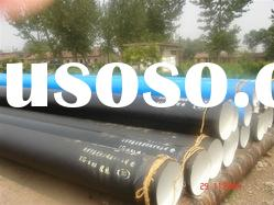 ASTM A53 galvanized seamless carbon steel pipes