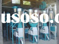 Advanced technology Eco-friendly corn roller mill