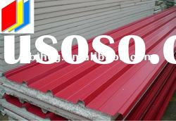 Colorful EPS sandwich roof panel