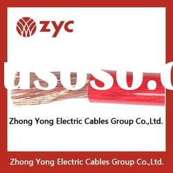 Copper conductor PVC insulated flexible wire HO7V-K