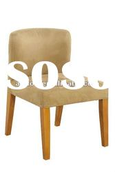 DIOU rubber wood dining chair (DO-6010)