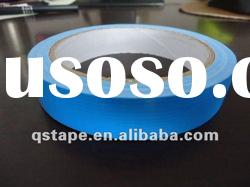 Duct cloth tape with strong adhesion and high tensile strength