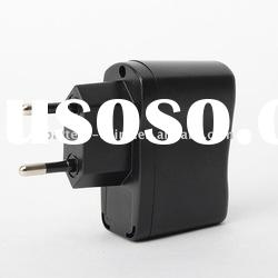 EU Plug USB Charger U868, Travel Charger with USB Port for Nokia, Samsung, BlackBerry, Motorola...