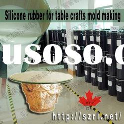 For casting cement tables--Molding Silicon Rubber