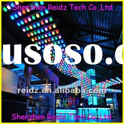 Full color change outdoor led dot light