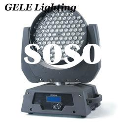 GELE Lighting Moving Wash 3w*108pcs LED Lighting Fixtures